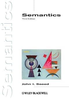 Semantics par [Saeed, John I.]