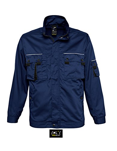 Preisvergleich Produktbild SOLS ProWear Damen Herren Jacket Vital Pro 80400 Navy 4XL