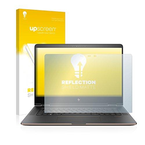 upscreen Matt Schutzfolie für HP Spectre x360 15-bl101ng - Entspiegelt, Anti-Reflex, Anti-Fingerprint