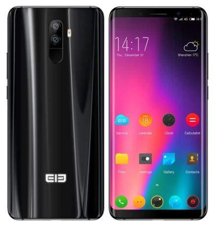 ELEPHONE U Smartphone Libre Ultra Delgado - Octa-Core