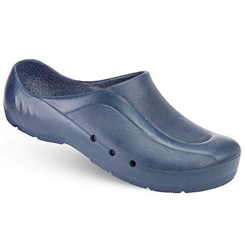OP-Schuhe CHIROCLOGS ECONOMY Unisex Blau