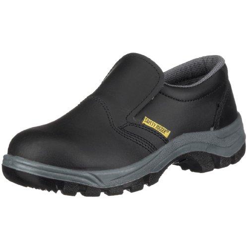 Safety Jogger X0600, Unisex - Erwachsene Arbeits & Sicherheitsschuhe S3, schwarz, (black BLK), EU 43