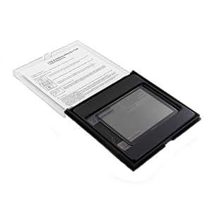 Original GGS Larmor IV Protection d'écran en verre pour Fujifilm X-M1 XM1 & X-A1 XA1