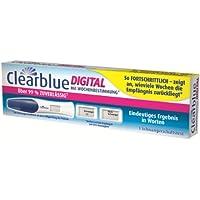Vorteils 3er Packung Clearblue DIGITAL Schwangerschaftstest preisvergleich bei billige-tabletten.eu