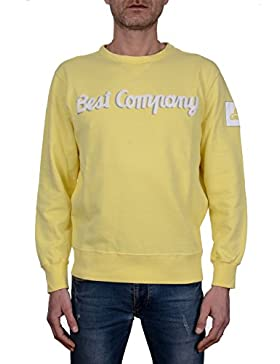 BEST COMPANY Felpa in Cotone