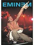 Heart Rock Flagge Original Eminem Live, Stoff, mehrfarbig, 110x 75x 0.1cm