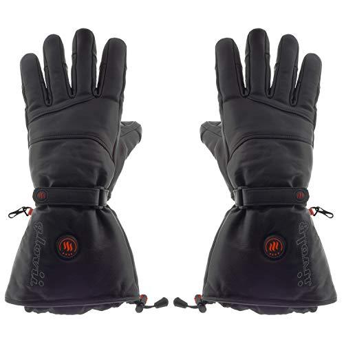 Glovii GS5-XL - Guantes de esquí para Hombre, Color Negro