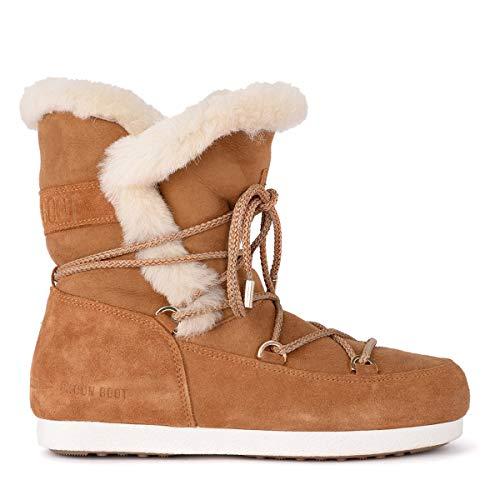 MOON BOOTS Bootss MoonBoot Far Side Camel