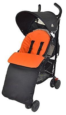 De modo que el usuario compatible con la silla de paseo Cosatto Yo Supa con forma de carrito de a la de paseo diseño de la naranja mecánica