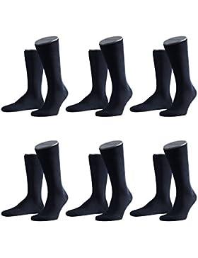 FALKE Herren Family Socken Strümpfe 14645 6er Pack