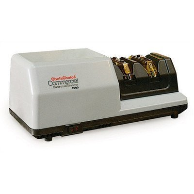 Chef's Choice M2000 Commercial Diamond Hone Sharpener by Edgecraft Corporation