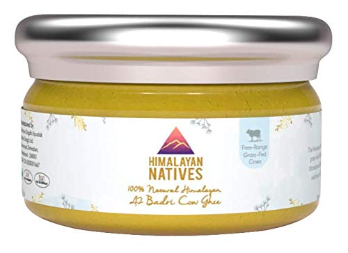 Himalayan Natives 100% Natural A2 Badri Cow Ghee, 45ml