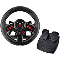 Multi - Racing Wheel Universal SV 400 Superdrive For PS4 - Xbox One - PC and PS3 (Electronic Games)