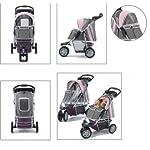 Pet Stroller Ips-09/Blue, dog carrier, trolley, Trailer, Innopet, Buggy First Class. Foldable pet buggy, pushchair, pram… 15