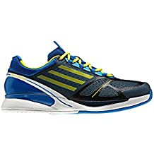 sneakers for cheap e4a88 128fa adidas Zapatillas Hombre Adizero Feather II AzulAmarillo 2013, Amarillo