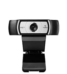 Logitech C930 1080p HD Webcam with USB Connection