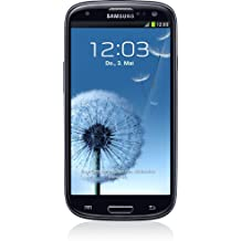 Samsung Galaxy S III i9300 Smartphone 16 GB (12,2 cm (4,8 Zoll) HD Super-AMOLED-Touchscreen, 8 Megapixel Kamera, Micro-SIM, Android 4.0) schwarz