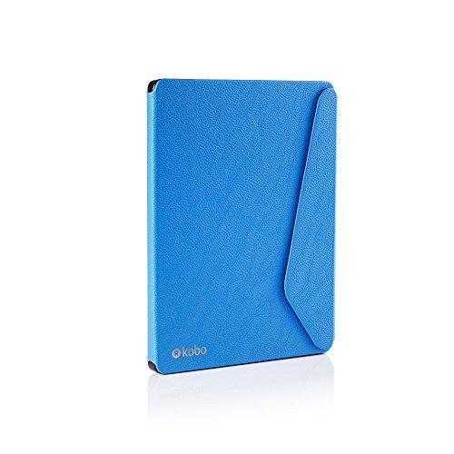 Kobo N867-AC-BL-E-PU 6.8' Custodia a libro Blu custodia per e-book reader
