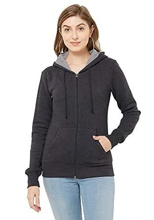 Wear Your Opinion WYO Women Hoodies Sweatshirt| Women Zipper Jacket| Winter Jacket for Women| Hooded Sweatshirt for Women