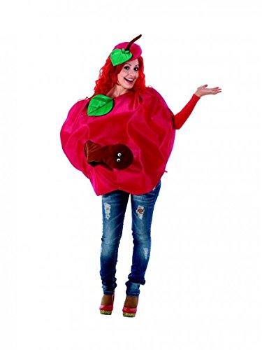 (Apfelkostüm Ganzkörperkostüm Gruppenkostüm, Größe:One Size)