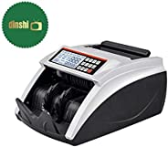 Dinshi Manual Value Money Counting Machine, Note Counting/Currency Counting with Note Detector