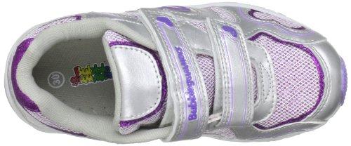 Bubblegummers Light Up G, Leichte Chaussures de sport, Fille blanc (Lilac)