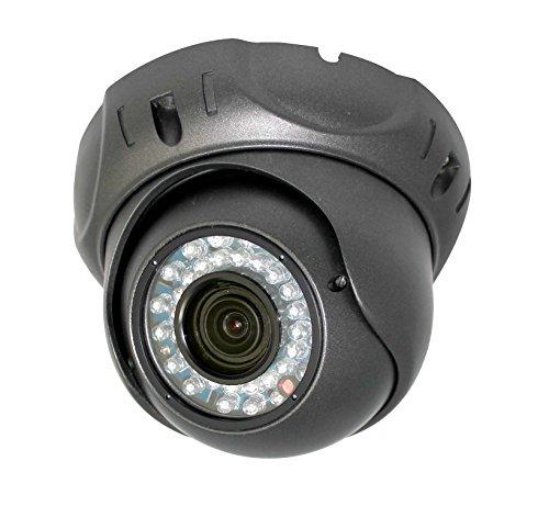 Galleria fotografica SKYVIEW Hybrid Full HD 1080P TVI / CVI / AHD / CVBS CCTV Telecamera,2.8-12mm varifocale lent, 36 IR LED With IR CUT Dome, Esterno/Interno IP66 Weatherproof alloggiamento,Visione notturna diurna CCTV Cupola di sorveglianza