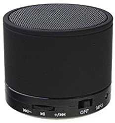 Erry S10 Bluetooth Portable Speaker - Black