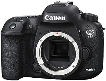 Canon EOS 7D Mark II 20.2MP FHD DSLR Camera Body