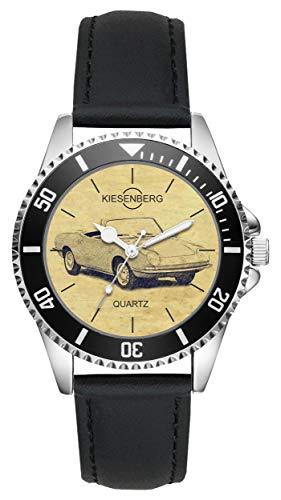 Regalo FIAT 850 Spider Coche Antiguo Fan Conductor Kiesenberg Reloj L-6476