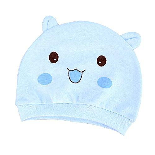 Sanwood Unisex Baby Hat Newborn Toddler Cute Cotton Cap Warm
