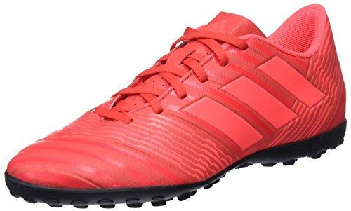adidas Herren NEMEZIZ Tango 17.4 TF CP9060 Fußballschuhe, Mehrfarbig (Reacorredzescblack), 44 2/3 EU