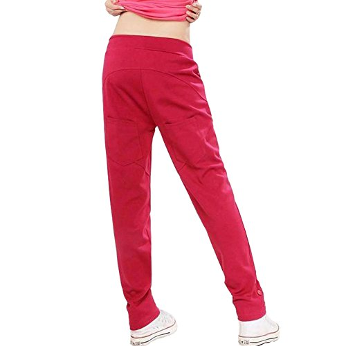 Bling Stars - Pantalon - Femme Rouge