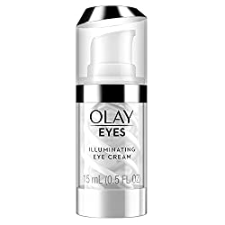 Olay Eyes Illuminating Eye Cream to Help Reduce the look of Dark Circles Under Eyes, 0.5 Fl Oz