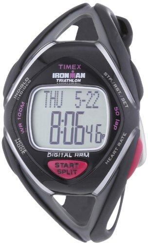 Timex Ironman Herren-Armbanduhr Sport Herzfrequenzmesser T5K447