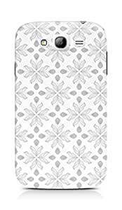 Amez designer printed 3d premium high quality back case cover forSamsung Galaxy Grand i9082 (rose grey )