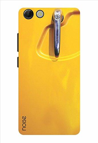 Noise Yellow Door Printed Cover for Panasonic P55 Novo