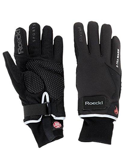 Roeckl Vreden Winter Handschuhe lang Extra warm schwarz