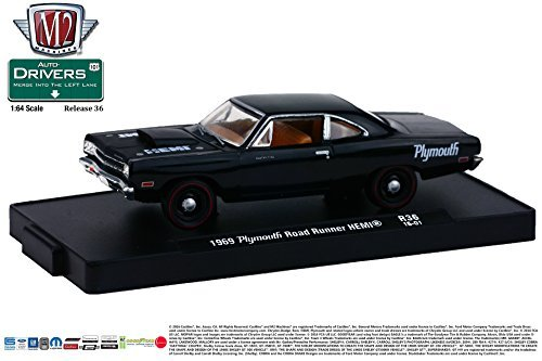 m2-machines-auto-drivers-164-1969-plymouth-road-runner-hemi-r36-16-01-by-m2