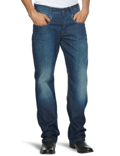 G-star - Jean straight Leg - Homme Blau (dk aged 4168)