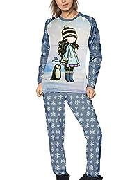 ADMAS Conjuntos de Pijama para Mujer