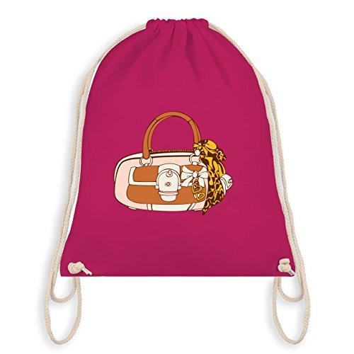 Fuchsia Frauen Bag Gym Turnbeutel I Handtasche Typisch Zn7HwO7