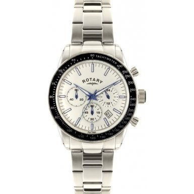 Mens Rotary Exclusive Chronograph Watch GB00470/01