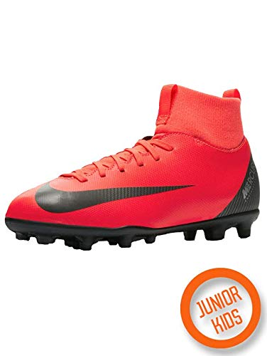 Nike scarpe calcio cr7 chapter 7 superfly 6 club fg/mg (eur 34)