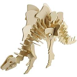Robotime 7598187578861sterxy 3d Madera Puzzle Kit de construcción de modelo de animal