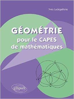 Géométrie pour le CAPES de Mathématiq...