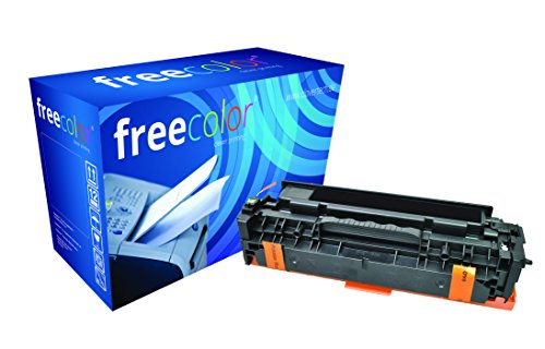 Preisvergleich Produktbild freecolor CE410X für HP Color LaserJet M451, Premium Tonerkartusche, wiederaufbereitet, 4.000 Seiten, 5 Prozent Deckung, BLACK
