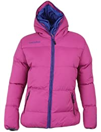 Twentyfour Damen Winter Jacke Alaska - Sehr leichte Steppjacke in Daunenlook