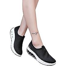 Zapatillas de Mujer, Zapatillas de Deporte de Malla al Aire Libre Zapatillas de