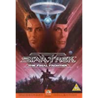 Star Trek V: The Final Frontier [1989] [DVD]
